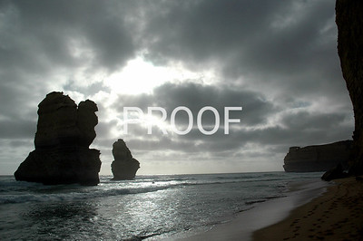 Great Ocean Road. Victoria Australia.