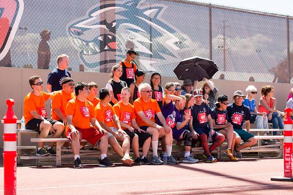 New Mexico Special Olympics Pentathlon 2018