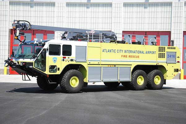 Atlantic International Airport Fire-Rescue