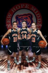 7th Grade Girls Basket Ball