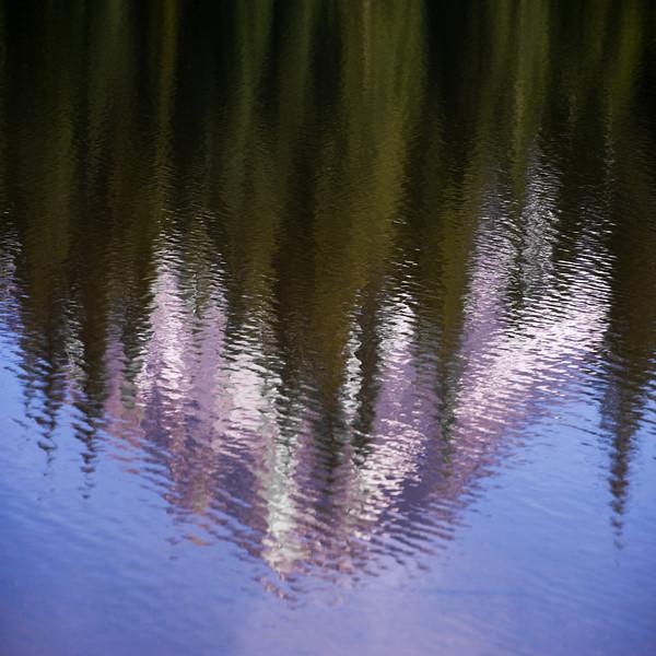 Mirror Lake - Mount Hood reflected