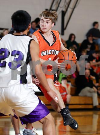 2014 Galeton Boys JV Basketball @ Coudersport
