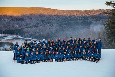 Ski School Group Picture
