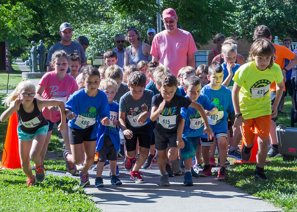 library 5k 2019