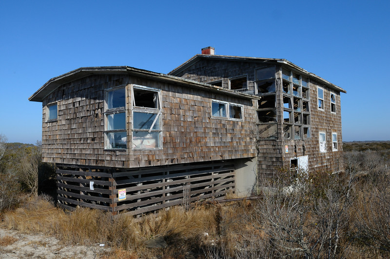 The Clements House, Assateague Island