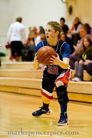 Basketball Sophomore SHS vs Provo 1-20-2012