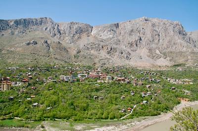 Kemaliye (Egin) town
