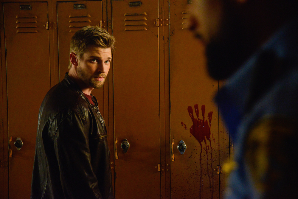 . UNDER THE DOME, Monday, July 7 (10:00-11:00 PM, ET/PT) on the CBS Television Network. Pictured Mike Vogel     as Dale Barbara  (Photo: Brownie Harris/CBS)