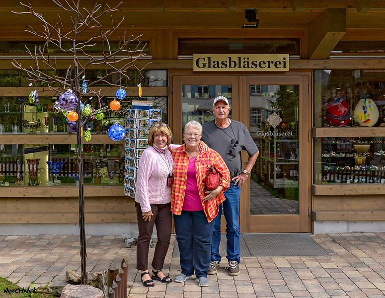 Beth, Sharon and Lynn