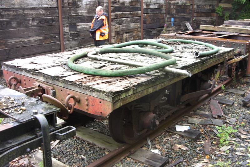 No No. 4w Flat (4 of 4) - Isle of Man Steam Railway 28.07.18  John Bishop