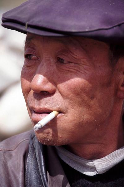 Houxia, Xinjiang 2004