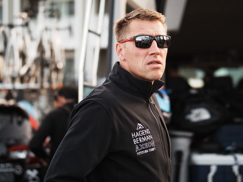 Axel Merckx at Amgen Tour of California, 2019 (Photo: Davey Wilson)