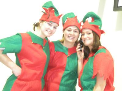 International Christmas at Trine