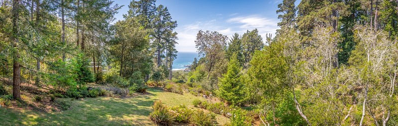 Panoramic Views from Back Deck