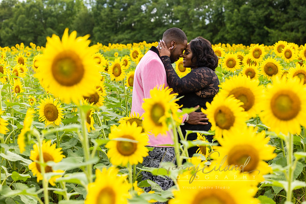 Jaquisha & Shandez Engagement Shoot