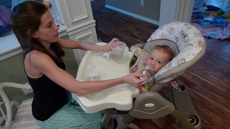 Sloane's Baby Naming Weekend - 9.5 Months