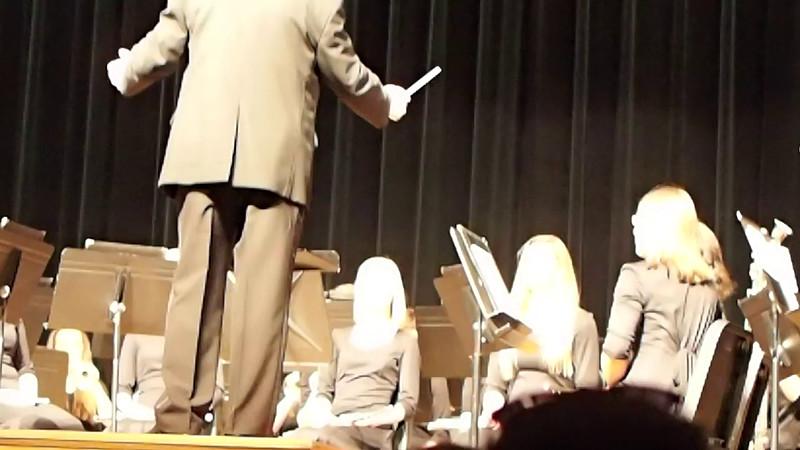 "Symphonic Winds - Symphonic Dance #3 ""Fiesta"""