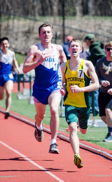Eric Loeschner Memorial Meet FSU track