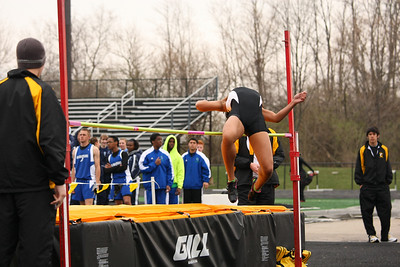 2009-03-28 Elks Relay Girls High Jump