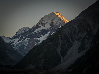 11—Mount Cook