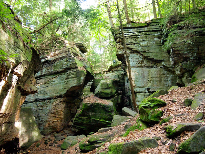 Virginia Kendall Ledges