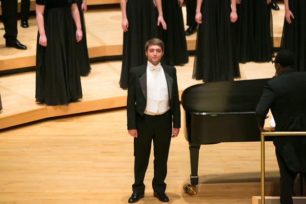 5. West Orange High School Concert Choir