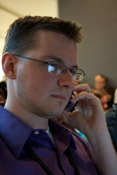 Dave DeLong @davedelong WWDC 2009