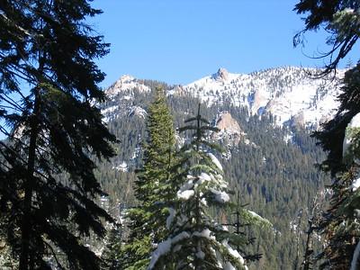 SEKI Lakes Trail - Oct 2004