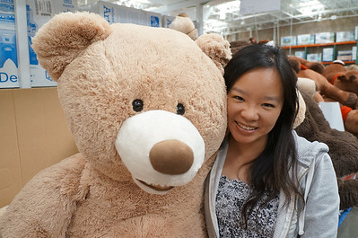 2012.08.25 Costco Bear
