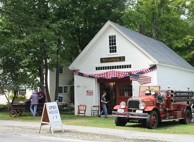 Monadnock 4 - JHS's Firehouse Museum
