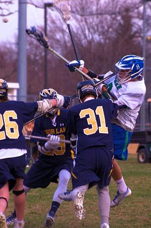 Blake Varsity Lacrosse 2014