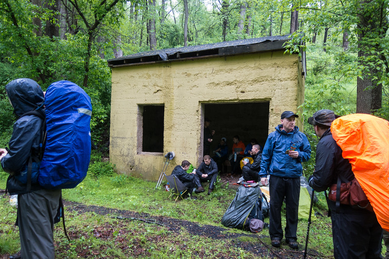 20180518-20 Philmont Shakedown Weekend at Camp Horseshoe