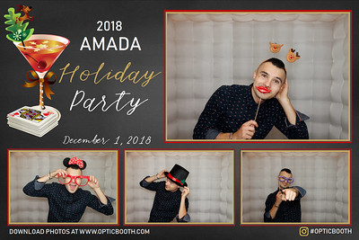 Amada's Annual Holiday Party 2018