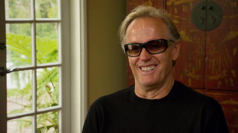 . Peter Fonda. Photo Credit: ©Apple Films Ltd.