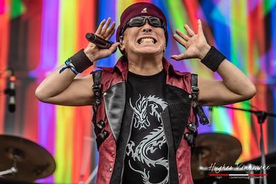 Loudness (JPN)  @ Hell & Heaven Metal Fest 2020 - Foro Pegaso - Toluca - México