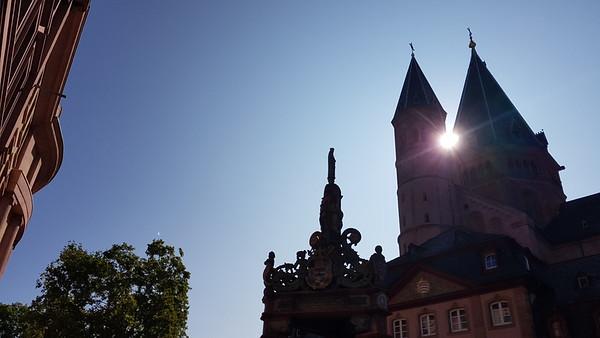 2020.09 Mainz - Wiesbaden - Heidelberg