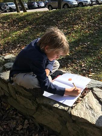 2C Autumn Poetry Writing