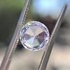 1.51ct Round Rose Cut Diamond, GIA K VS1 9