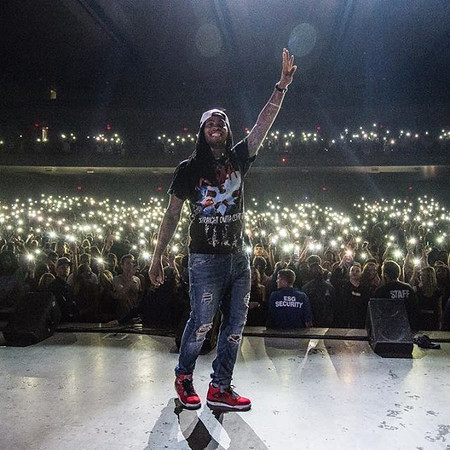 The Represent Tour featuring Wacka Flocka Flame - October 21, 2016