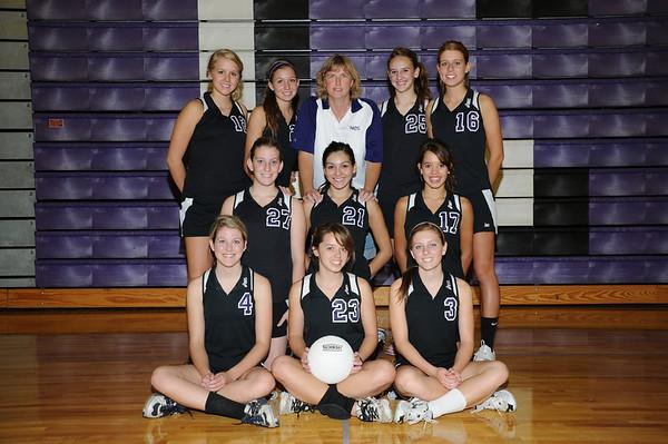 2008 - Volleyball - Junior Varsity