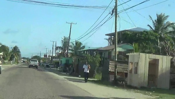 Belize City Seine Bight 150822 And Placenica Rd
