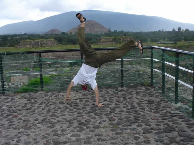 Andres Calderon - Teotihuacan, Mexico