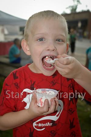 Food City Ice Cream Social 6-9-2011