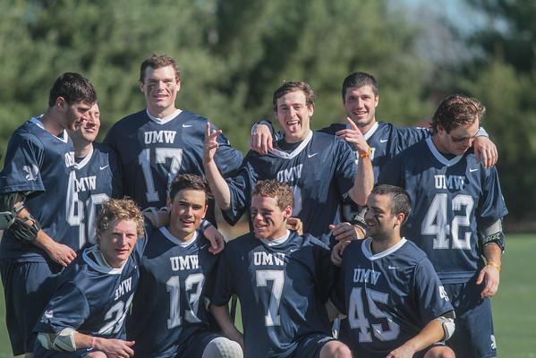 UMW Men's Lacrosse 2015