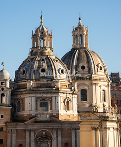 Churches of Piazza Venezia