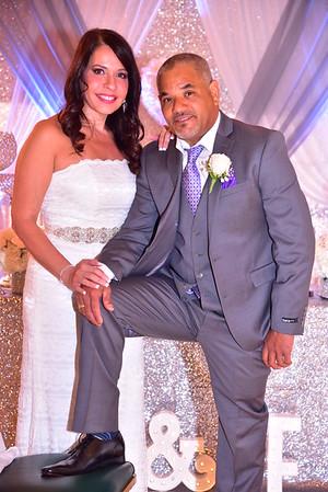 A & B Wedding