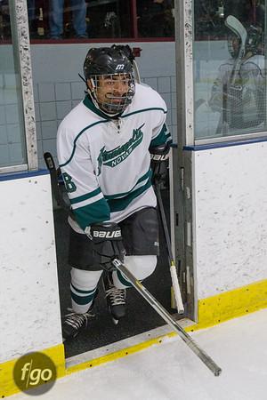 12-12-13 St. Paul Johnson v Minneapolis Novas Boys Hockey