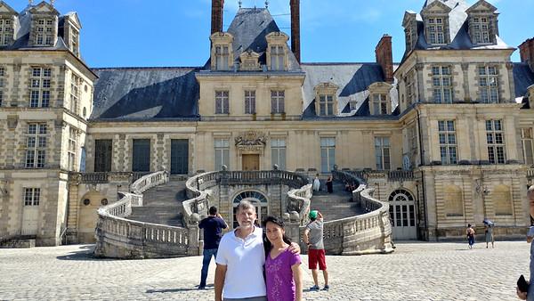 Fontainebleau - 24.9.2019