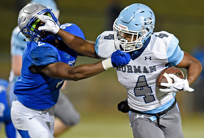 Dorman At Byrnes Football