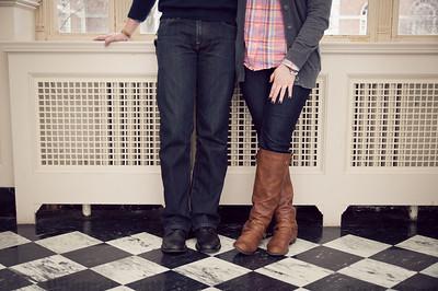 Courtney and Josh   Engagement